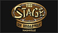 The Stage-Nashville logo