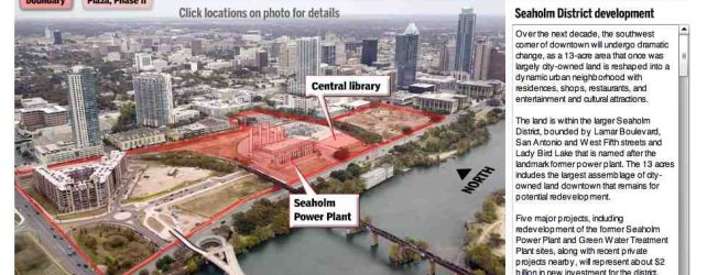 Seaholm Redevelopment Interactive Map