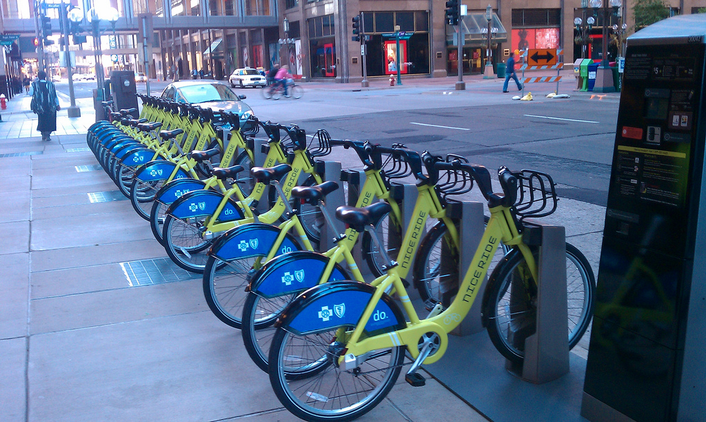 Austin Bike Share Gets A $1.5 Million Boost