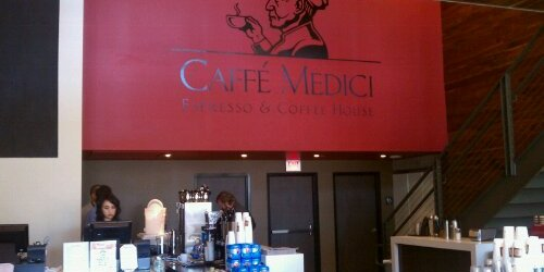 Caffe Medici Opens Under The Austonian