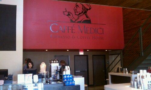 Caffe Medici Opens Under The Austonian