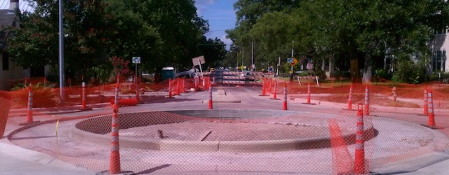 Bicycle Boulevard Progress