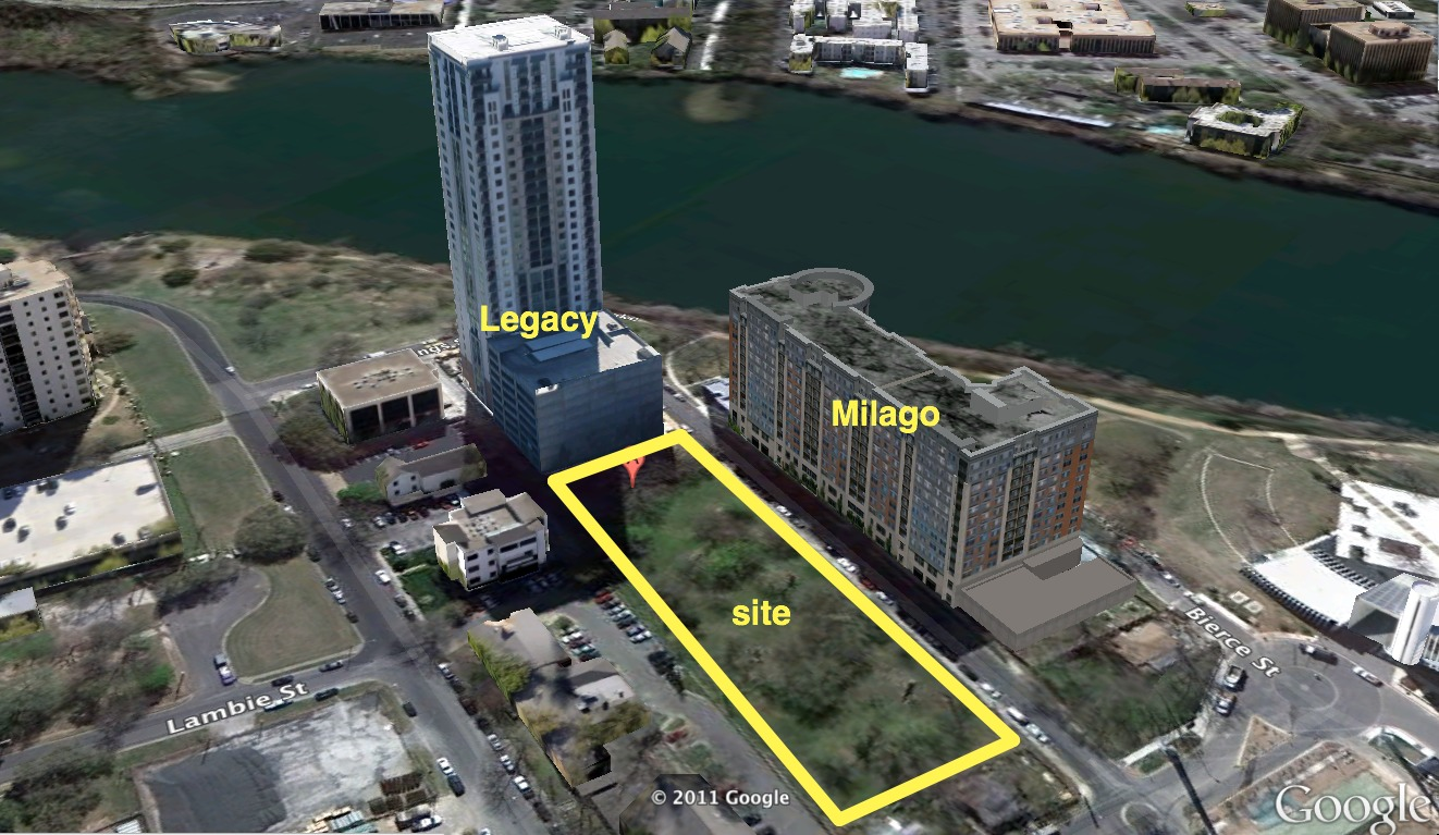 New Rainey Street Apartment Tower Proposed: The Austin Skyhouse