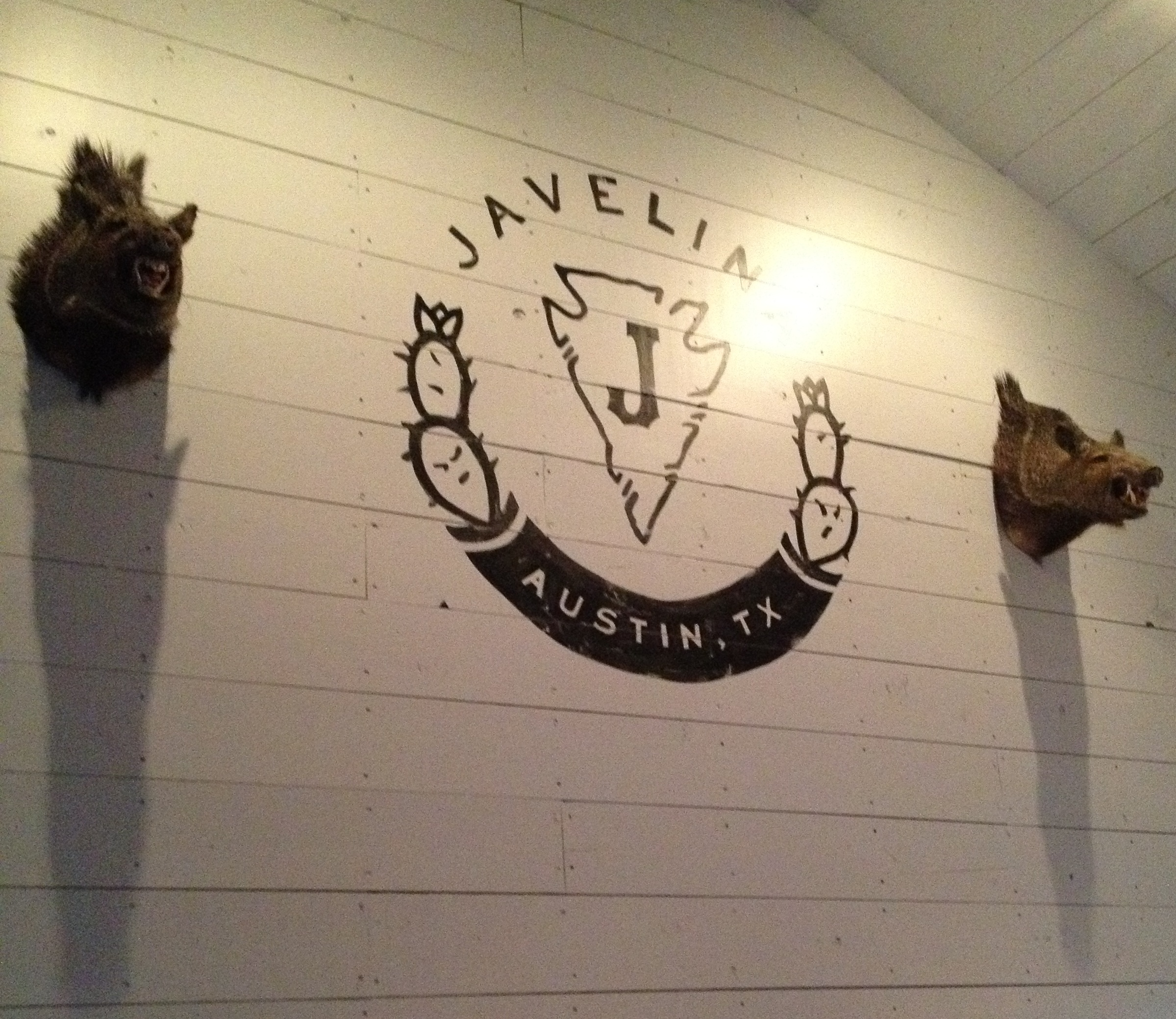 Javelina Bar: MENU, Pictures, Short Review, and a Call for Action