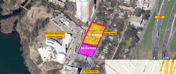 Tower Planned for 70 Rainey Street