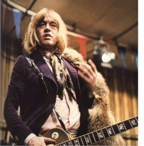 Brian with Les Paul