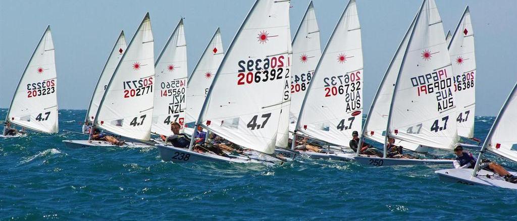 2015 Australian Laser Championships. Photo: Perth Sailing Photography