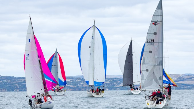 Check out our interviews for the first day of the Teakle Classic Lincoln Week Regatta yesterday. Photo: Take 2 Photography