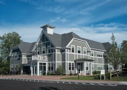 Commercial-RVNA-New Construction-Ext-Entry Elevation