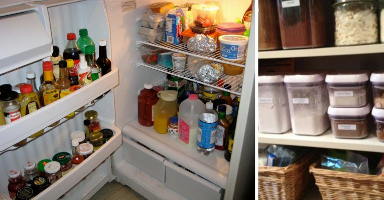 9 Food Storage Guidelines You Need To Know Right Now