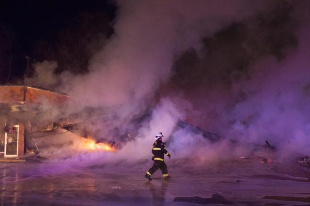 Ferguson Rioting 7