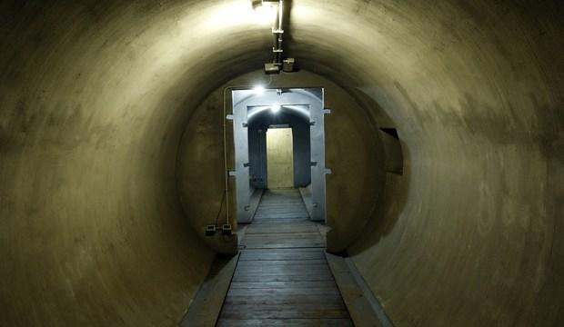 mussolini bunker