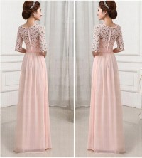 Lace bridesmaid dresses, long sleeve bridesmaid dresses ...
