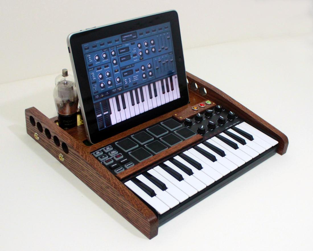 Ipad Tablet Music Workstation Midi Keyboard Pads And