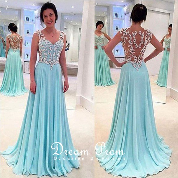 Chic Light Blue See