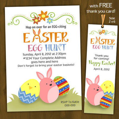 easter invite cards - Mucotadkanews