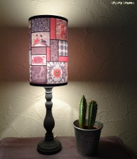 Just Like Mom's Lamp Shade Lampshade  Spooky Shades ...