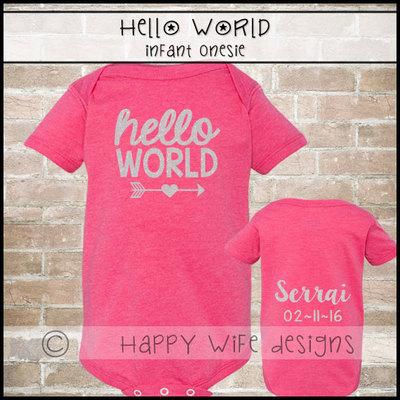 Baby Onesies · Happy Wife Designs · Online Store Powered by Storenvy - onesies designs