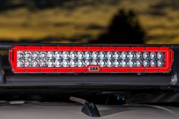 Jeep Cherokee XJ LED Light Bars \u2013 DPG OFF-ROAD