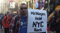 McWages Hold NYC Back
