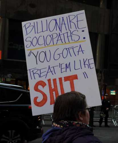 "Billionaire sociopaths: ""You gotta treat 'em like shit"""