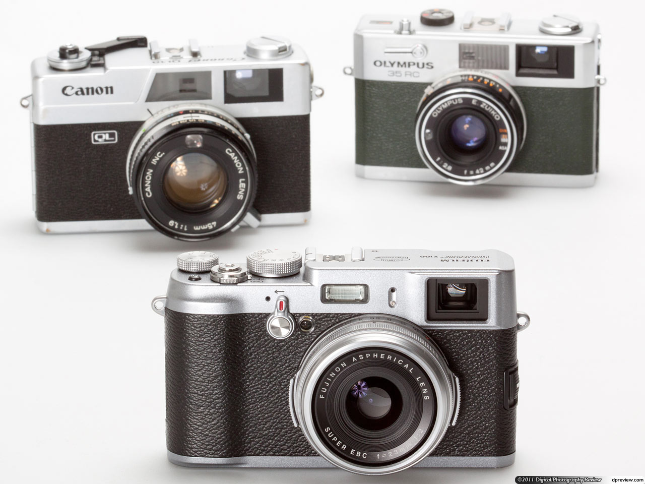 Fuji Fuji Fujifilm Finepix X100 In Depth Review Digital Photography