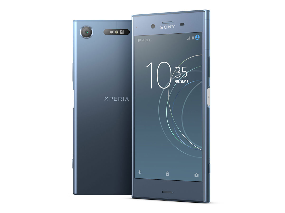 Sony Xz1 Compact System Update Sony Launches Xperia Xz1 And Xz1 Compact With 3d Scanning
