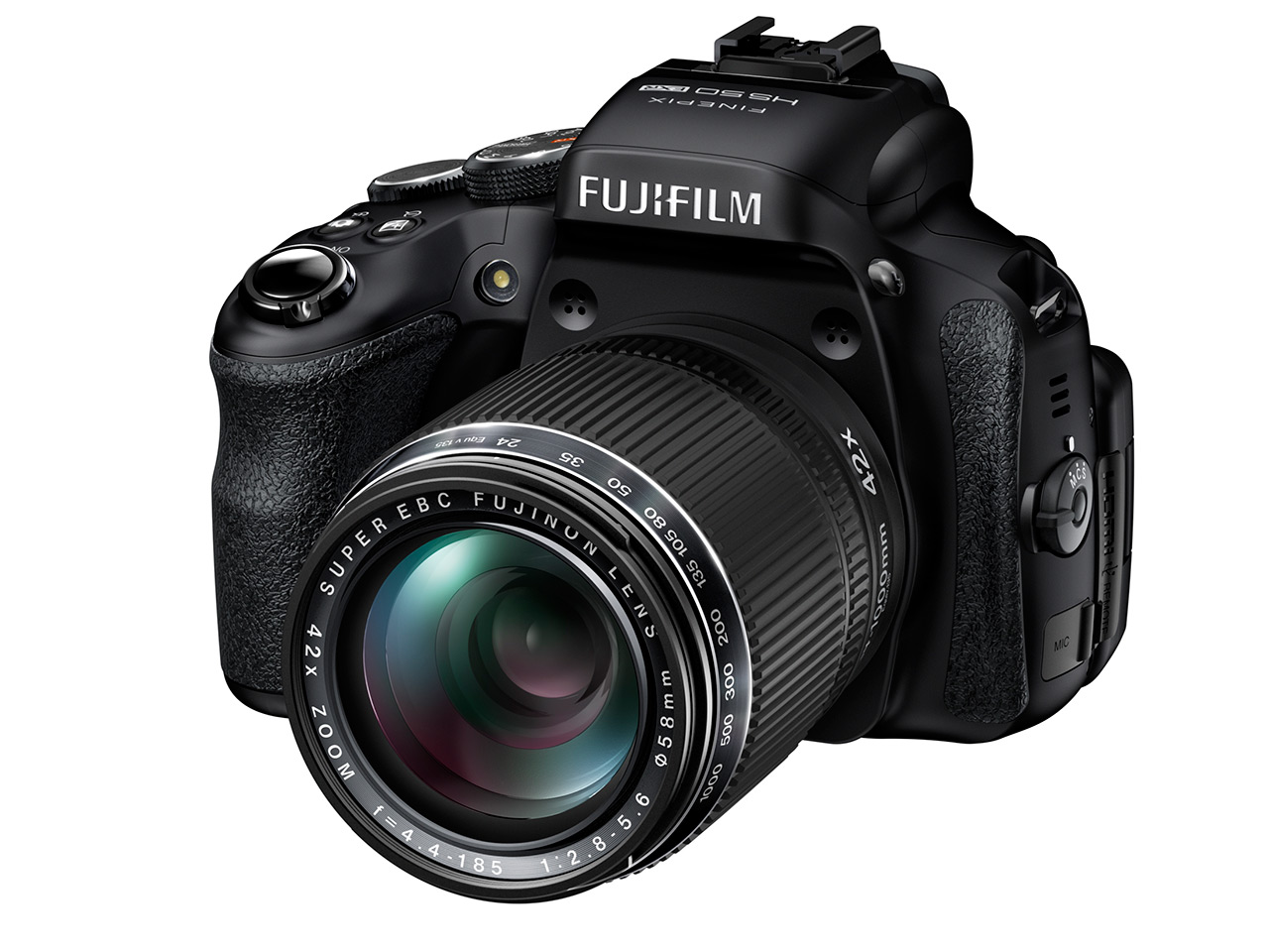 Fuji Fuji Fujifilm Launches Finepix Hs50exr And Hs35exr High End
