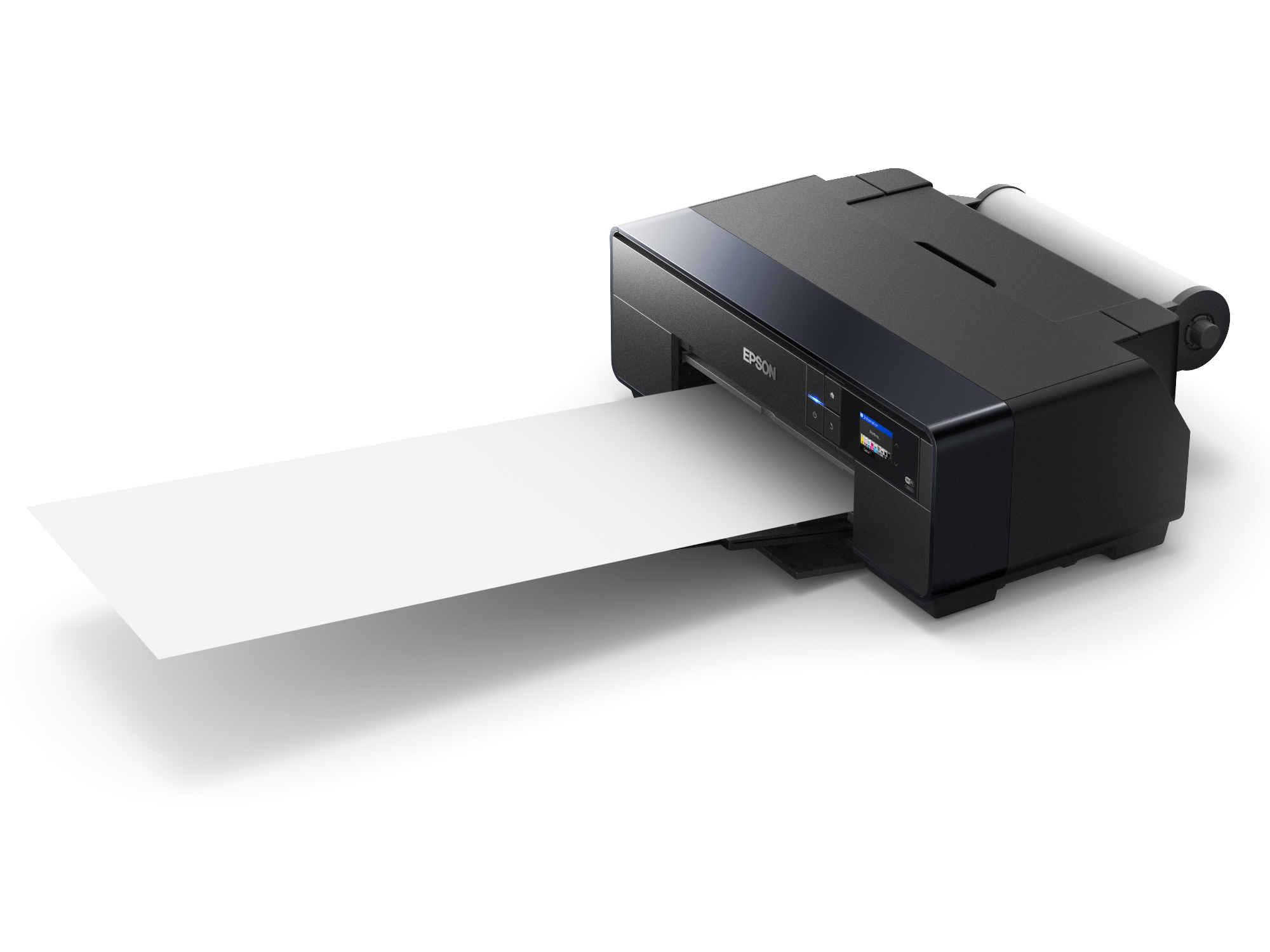 A3 Photo Printing Epson Launches A3 Sc P600 Printer With Industry S Highest Black