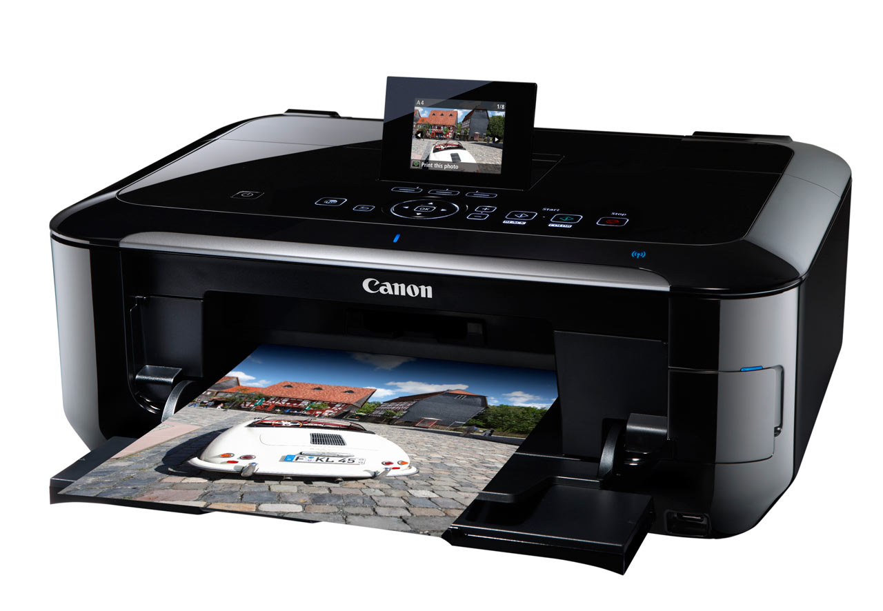 Canon All In One Canon Introduces Pixma Mg8250 And Mg6250 All In One Printers
