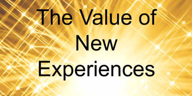 The Value of New Experiences, Diana Price & Associates