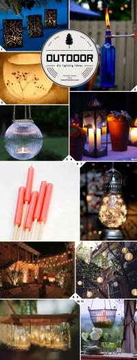 Getting Crafty: DIY Outdoor Lighting Ideas | Home Tree Atlas