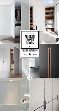 Design Tips for Modern Closet Doors | Home Tree Atlas