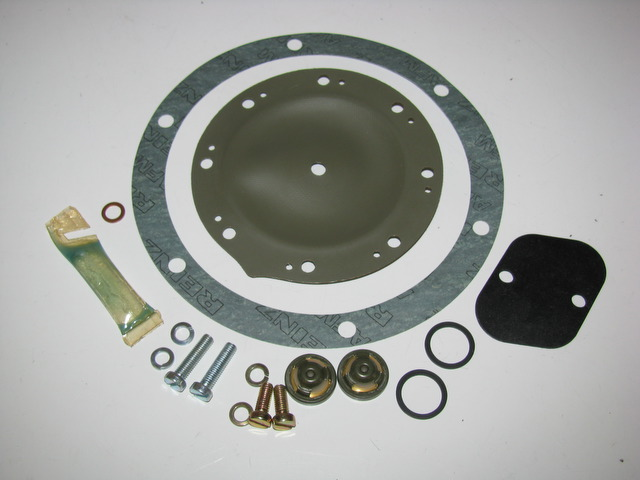 Early Diesel Vacuum Pump Repair Kit - No Instructions