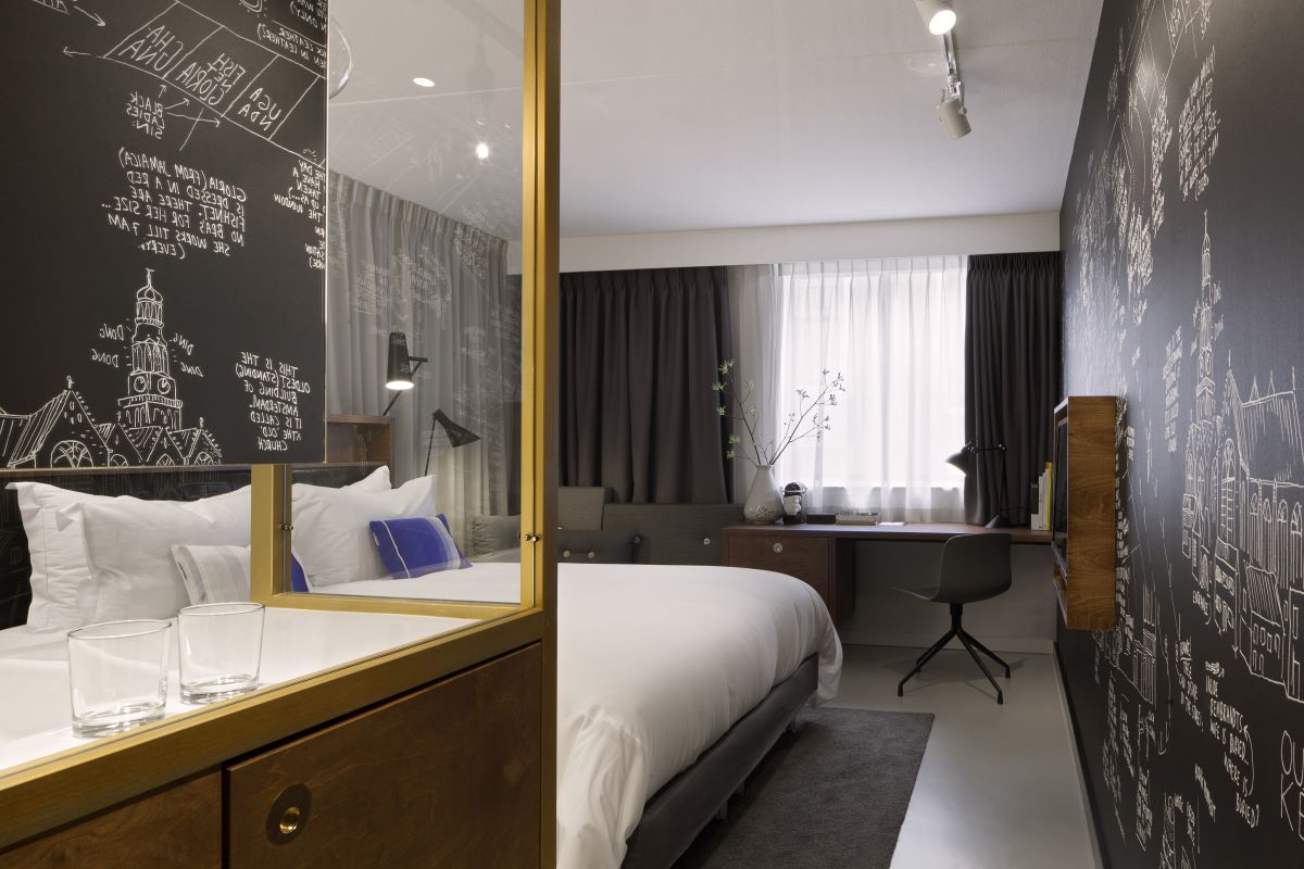 The Pressroom Amsterdam Ink Hotel Amsterdam Mgallery By Sofitel - Ink Hotel