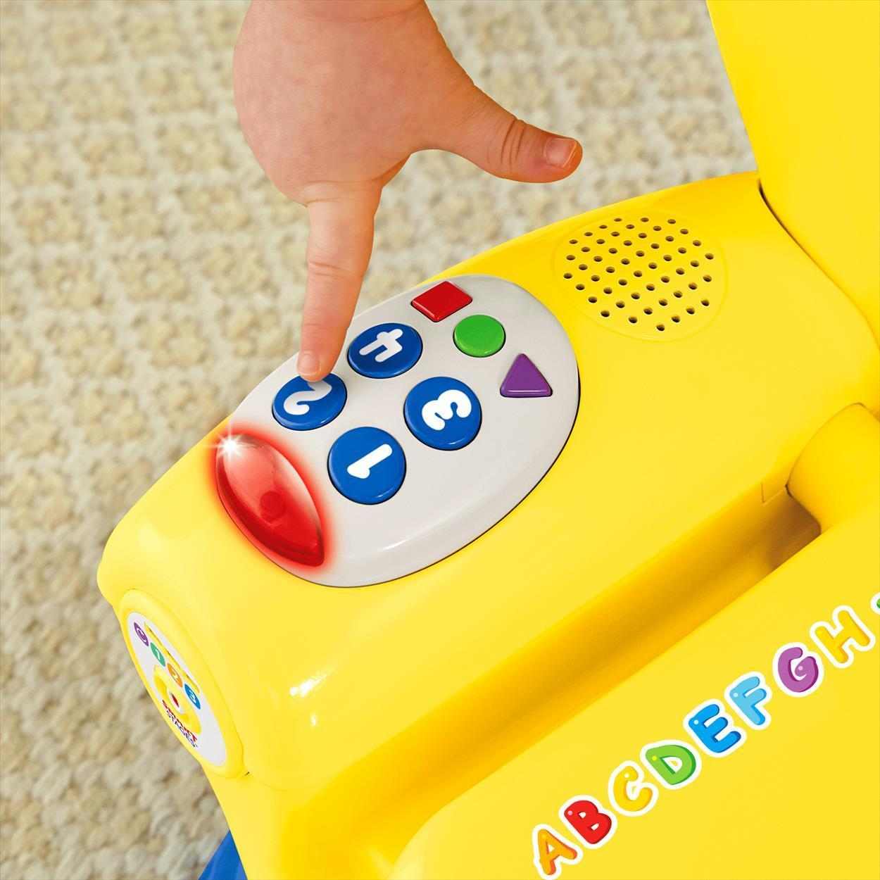 Silla Aprendizaje Fisher Price Laugh Learn Silla Aprendizaje Continuo