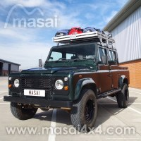 Aluminium Open End Luggage Roof Rack for Land Rover ...