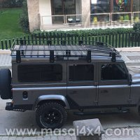 Tubular Roof Rack for Defender 90, Crew Cab and 110 (3 ...