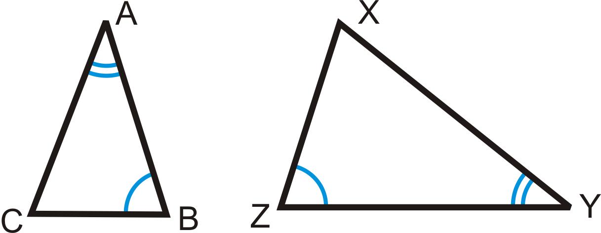 sas triangle diagram