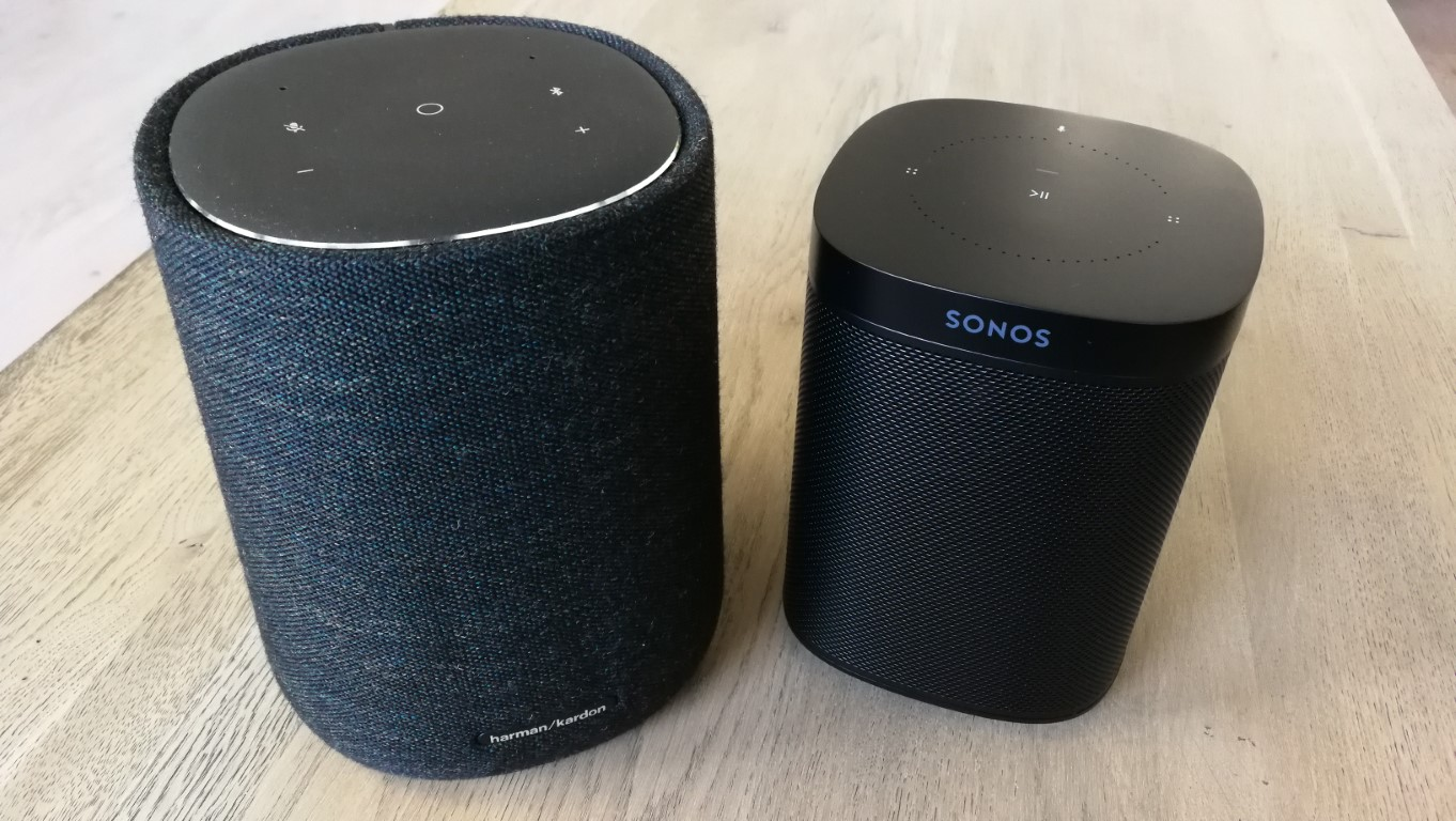 Sonos Thuisbioscoop Harman Kardon Citation Review Slimme Speaker