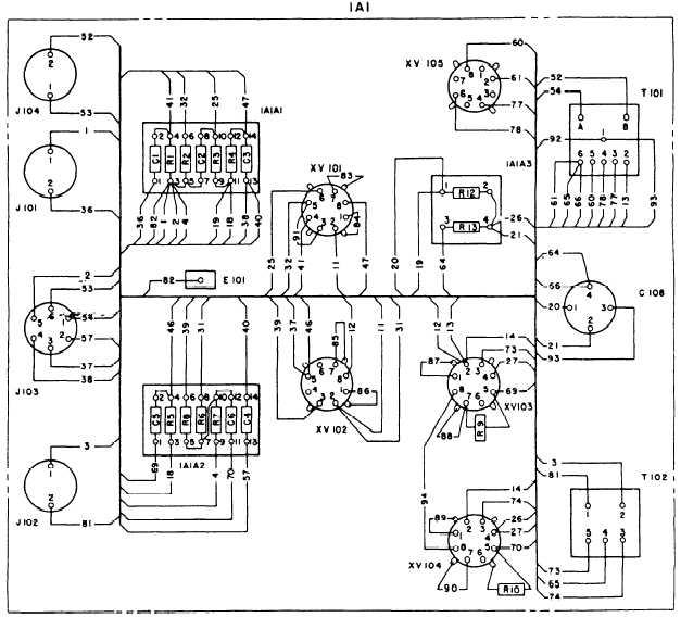 sample schematic diagram
