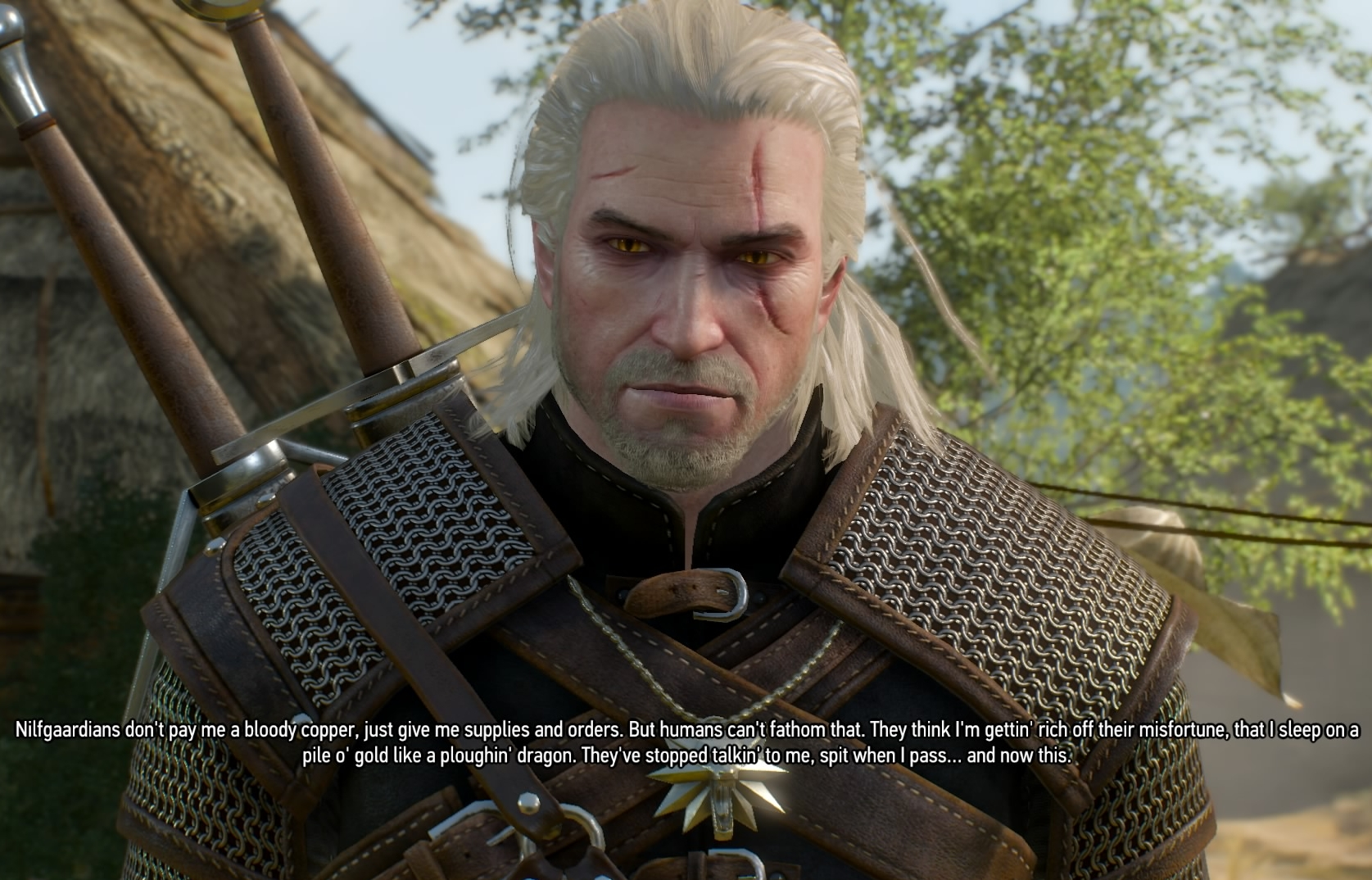 Time Wallpaper Quotes Dragonchasers 187 It S A Shame About The Witcher Iii