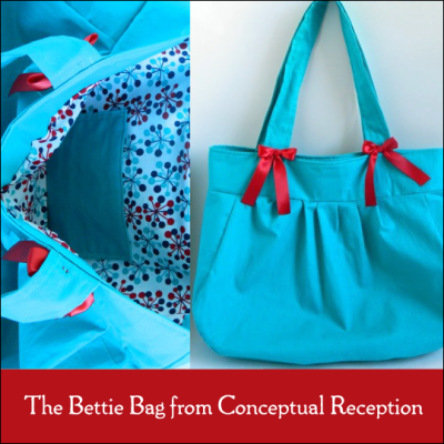 The Bettie Bag from Conceptual Reception
