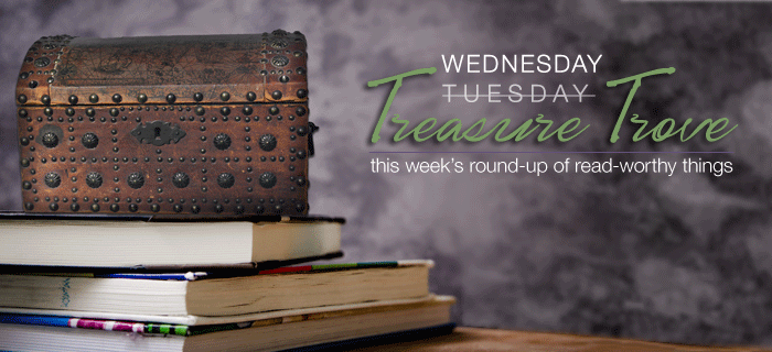 Wednesday Treasure Trove