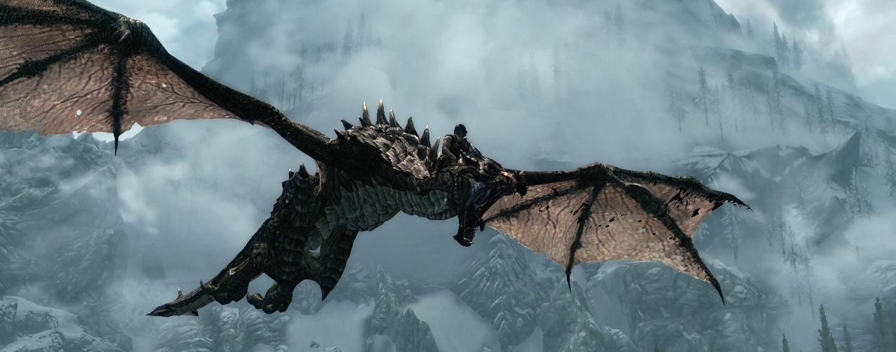 Skyrim Animated Wallpaper Les Dragons Dans L Art Les Dragons Encyclop 233 Die Illustr 233 E