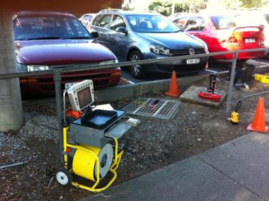Drain Inspections Melbourne Plumber