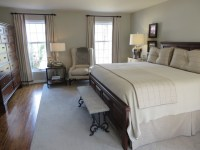 Drapery Design - Sophisticated Neutrals in a Transitional ...