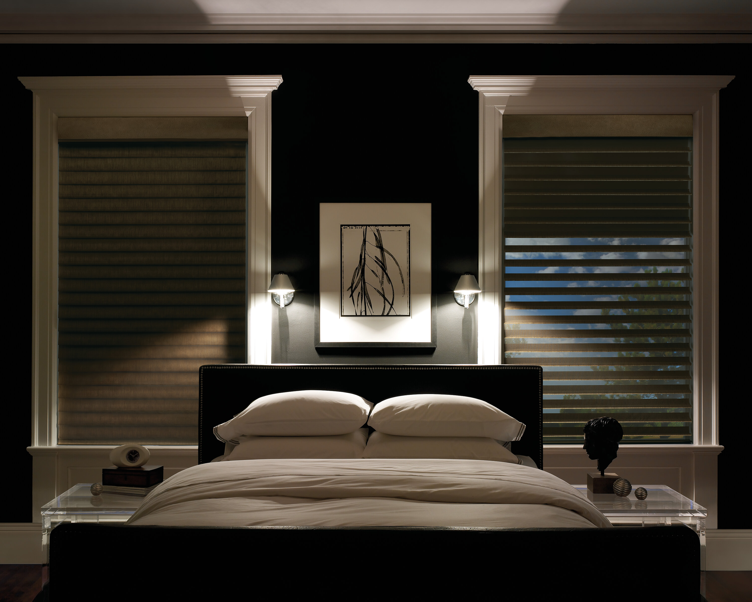 Bedroom Curtains Room Darkening Room Darkening And Blackout Window Treatments Drapery Street