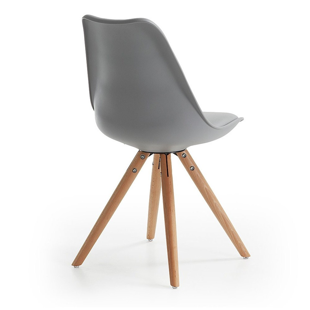 Chaises Wooden Chaises Design Ralf Wood Style Eames Par Drawer