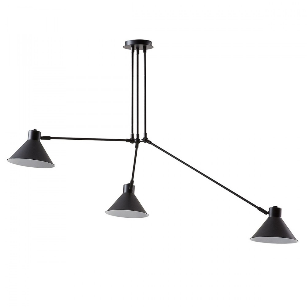 Suspension Noir Metal Suspension Luminaire Metal Noir Sophielesp Titsgateaux